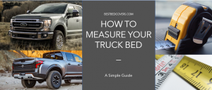 Article cover for how to measure your truck bed