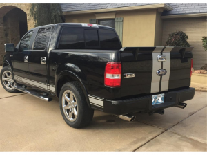 F150 with spoiler